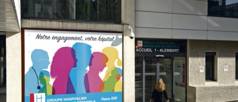 L'Humanité : «À Grenoble, l'hôpital mutualiste aiguise les appétits»